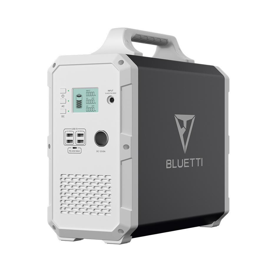 Bluetti EB150 солнечный генератор